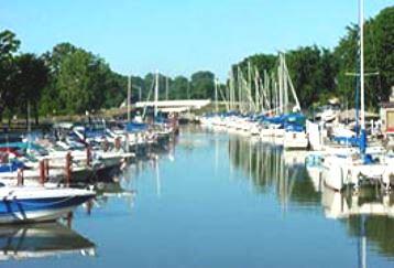 Kingsville Ontario Marina