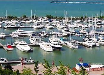 Leamington Ontario Marina