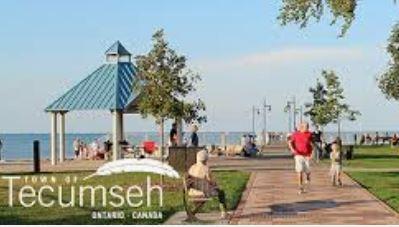 Tecumseh Ontario  Waterfront Park